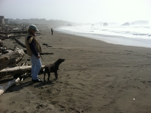 City Beach, Bandon OR.