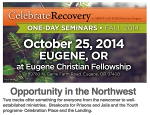 CR One Day Training Event comes to Eugene, Oregon.  October 25, 2014.